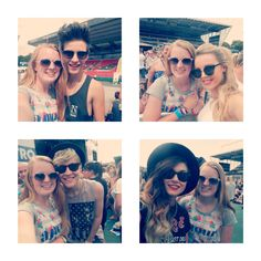 Take me back to summer 2014 with only the young #oty #group #band #charlie #parisa #betsy #mikey #cute
