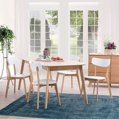 Jysk Kitchen Table Sets - Are you looking for some interior trimming ideas for home? Dining Room Sets, Dining Room Furniture, Modern Furniture, Outdoor Furniture Sets, Dining Chairs, Dining Table, Kitchen Dining, Kitchen Decor, Relaxing Colors