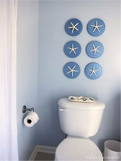 20 DIY Coastal Decor Projects | Home and Garden | CraftGossip.com