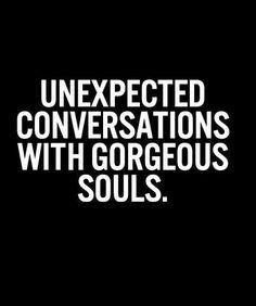love meeting new people
