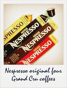 """""""I love Nespresso"""": www.mimarcafavorita.net"""