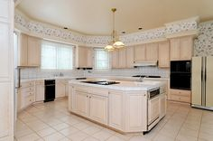 Kitchen Luxury Interior Design Traditional