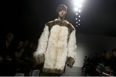 Travis Taddeo fall 2013 collection at World Mastercard Fashion Week. (Keith Beaty/Toronto Star) #style #runway