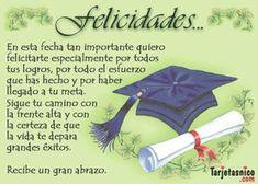 Tarjetas de-felicitaciones-para graduacion