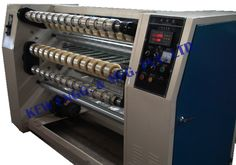 KEW ENGG. - #manufacturer of BOPP Tape Cutting Machine, Tape Slitting Machine, a genuine specially for cutting in various sizes from 12 mm to 1000 mm with fully automatic or manual with different materials like PVC Tape, Mask Tape, Adhesive Tape, Duct Tape, Mini #BOPP #Tape #Cutting #Machine with quality.