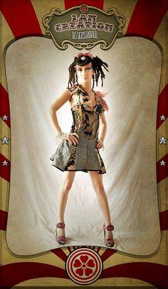 Circus Steampunk :)