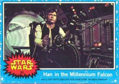 star wars cards 1977 - Yahoo Image Search Results