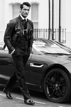 "nxstyle: "" David Gandy for GQ Brasil. Mens Modern Hairstyles, Modern Haircuts, Haircuts For Men, Hairstyles Men, David Gandy, Sharp Dressed Man, Well Dressed Men, Classic Man, Gentleman Style"