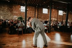 Tour Mercantile Hall & The Urb Garden to learn more about this gorgeous, historic industrial event venue. Event Venues, Wedding Venues, Wedding Dancing, Bust A Move, On Your Wedding Day, Happily Ever After, Wedding Pictures, Couple Goals, Garden Wedding