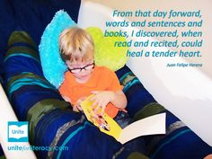 Books can be powerful healers. Quotes For Book Lovers, Healer, Sentences, Reading, Words, Day, Frases, Word Reading, The Reader