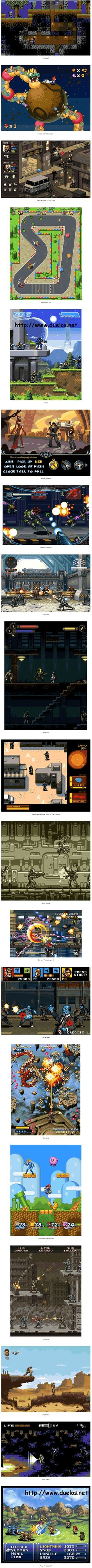Current games with old graphics | Things for Geeks