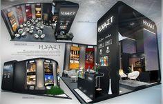 Exhibition stand design