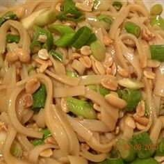 Peanut Butter Noodles Allrecipes.com