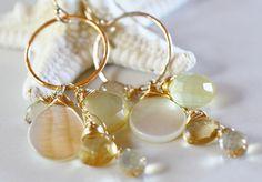 Limone Earrings by adelinaamare on Etsy. Jewelry