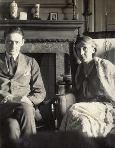 Eliot and Woolf by Morrell cropped.jpg