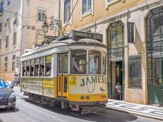 Tram 28, Lisbon I 15 Things to in Lisbon for Under €15