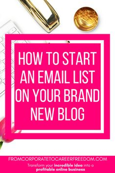 list building series part one - how to set up an email list on your blog, blogging, email, subscribers, growing, tips, recommendations, entrepreneurs, website