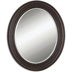 Uttermost Ovesca Oval Wall Mirror Mirrors For BathroomsVanity