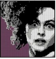 39 Harry Potter Blanket Square Character Portraits