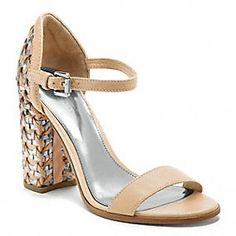 Another angle of that great heel!  so different and cool.    Coach Terri Heel