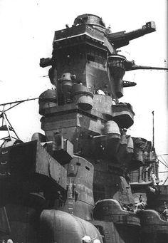 Battol ship Yamato - Wikipedia