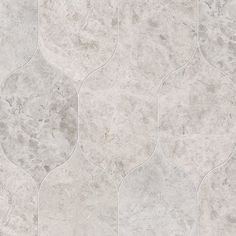 Silver Shadow Honed Gothic Arabesque Marble Gothic Arabesque 4 7/8x8 13/16 | Marble Systems, Inc.