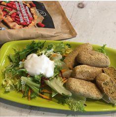Zöldfűszeres rudak 9db Tacos, Mexican, Vegan, Chicken, Ethnic Recipes, Free, Vegans, Mexicans, Cubs
