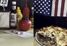 What Katie Ate: Katie's 'All America' Post 2012. Yee-Harr!! :)