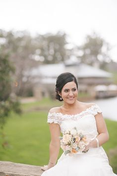 See the rest of this beautiful gallery: http://www.stylemepretty.com/gallery/picture/1214854/