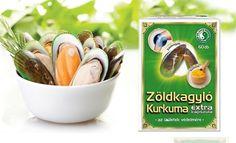 Zöldkagyló Kurkuma kapszula . Az izuletek vedelmere.