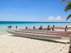 The Philippines is generating a buzz as a less-discovered alternative to southeast Asian beach hotspots.