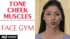 Face Gym - Tone Cheek Muscles HD | Asha Bachanni