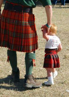 'wee bairn in a kilt. Scottish Dress, Scottish Man, Scottish Kilts, Scottish Tartans, Scottish Clothing, Perth, Scotland Men, Tartan Kilt, Men In Kilts