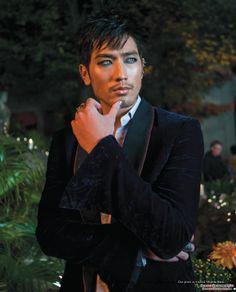 Godfrey Gao as Magnus