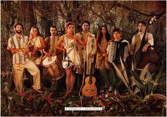 Tonolec. DVD.  dg. klazëin ph. Marcos Lopez