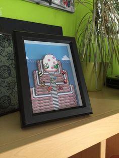Zelda - Link's Awakening 3D Paper Diorama
