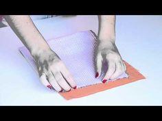 Como coser una cesta de tela reversible