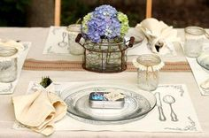 How to Throw a Vintage Bridal Shower