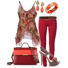 spring_summer outfit