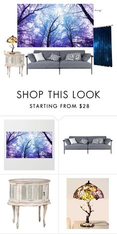 """Love trees"" by flashylady04 on Polyvore featuring interior, interiors, interior design, home, home decor, interior decorating, LA CHANCE and colorfulrugs"