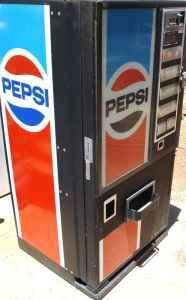 Vintage Pepsi Vending MachineFOR SALE: Don't Miss Out On This RARE, Vintage Pepsi Vending Machine, I