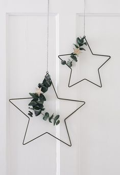 Nordic Christmas decorations with Rose & Grey | These Four Walls blog