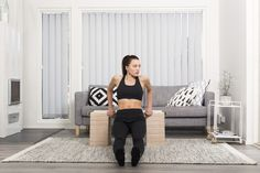 SNÖBLOCK Training Table by Aleksander Barkov - FitWood | Fitness equipment that completes your interior