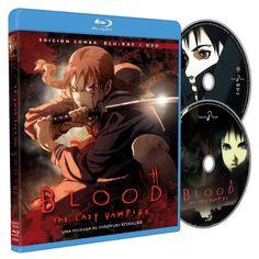 Blood: El Ultimo Vampiro