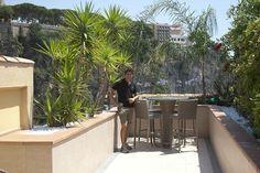 Matteo Gazzano Design » Terrace in Monaco