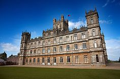 Highclere Castle - Wedding Venue in Hampshire. Downtown Abbey is filmed here!