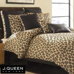 Leopard Duvet Cover Bedding Touch Of Cl