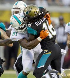 Photos: Dolphins pound on Jacksonville Jaguars