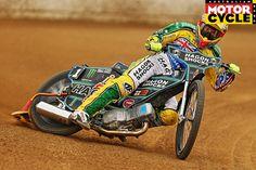 Darcy Ward - Brisbane 2014 http://www.amcn.com.au/news/1410/speedway-grand-prix-heads-for-oz-in-2015/darcy-ward-brisbane-2014