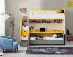 Gala-Free Ranza on Behance Loft Furniture, Luxury Furniture Brands, Buy Furniture Online, Cheap Furniture, Folding Furniture, Furniture Logo, Double Deck Bed, Small Room Design Bedroom, Bedroom Floor Plans